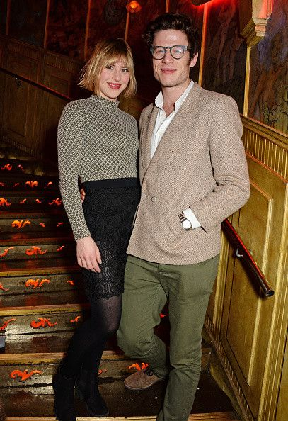 Image Result For James Norton And Girlfriend Jessie Buckley Attend The