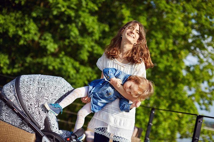 #anexsport #anex #stroller #happy #family #child