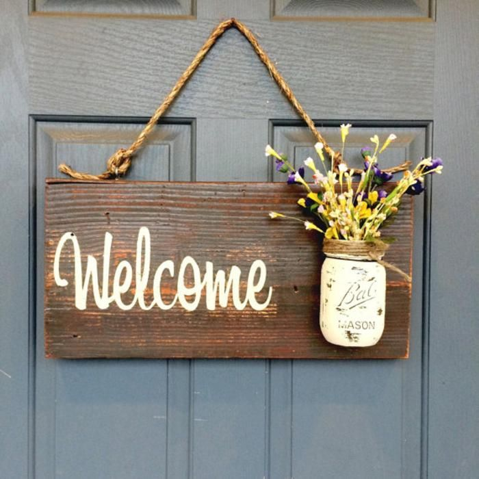 Outdoor Welcome Sign - Red Roan Signs   Scott's Marketplace