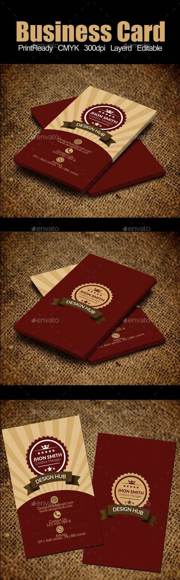Best 25+ Vintage business cards ideas on Pinterest | Leather ...