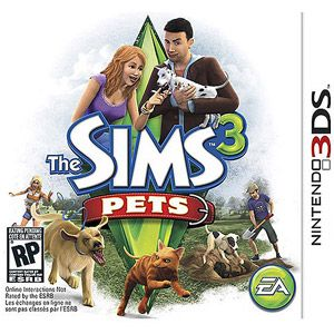 Sims 3: Pets (Nintendo 3DS) #singapore #shopping www.facebook.com/infinitzcomputer