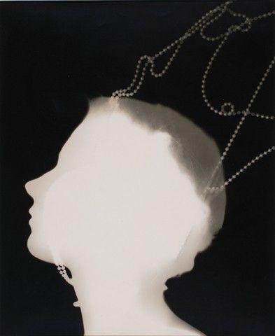 Len Lye Ann Lye 1947 photogram
