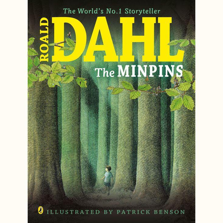 The Minpins - large paperback
