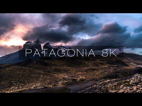 PATAGONIA 8K - YouTube