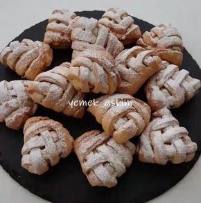 Çok farklı bir kurabiye incirlik olarak daha önce kurabiye yapmadıysanız sakın bu tarifi kaçırmayın şiddetle tavsiye ederim nefis oluyor...