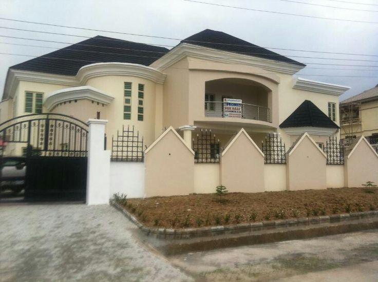 38 best casa de yoruba images on pinterest for Types of houses in nigeria