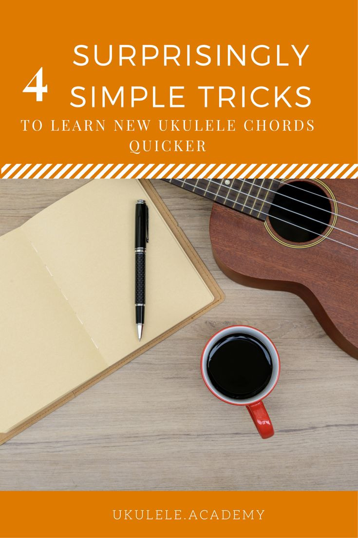 94 best ukulele images on pinterest guitars classical music and 4 surprisingly simple tricks to learn ukulele chords quicker hexwebz Images
