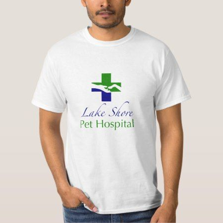 Lake Shore Pet Hospital Alt T-Shirt - tap to personalize and get yours