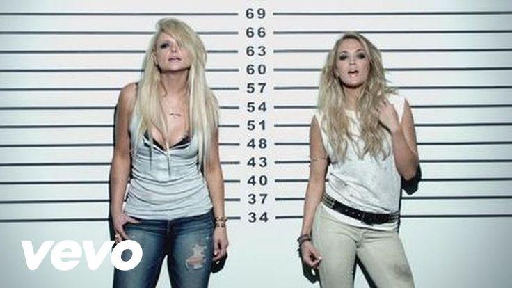 Miranda Lambert - Somethin' Bad ft. Carrie Underwood
