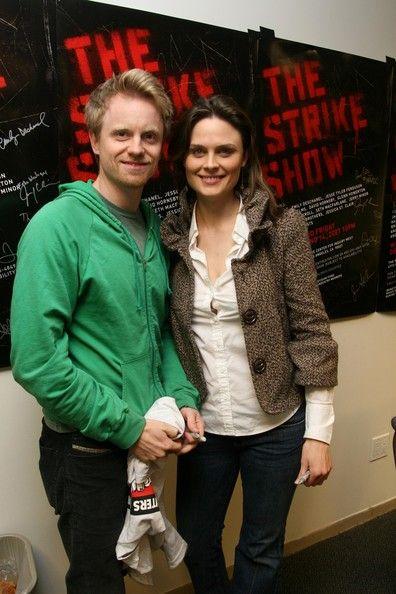David Hornsby & Emily Deschanel married since 2010