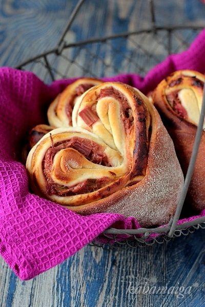 Ham Bread Rolls