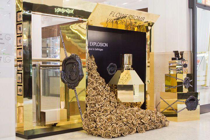 декор витрины с парфюмерией фото ирочка будь всегда