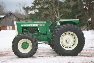 Antique tractors 1972 oliver 1955 tractors - Craigslist farm and garden minneapolis ...