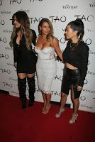 #KimKardashian celebrating her 33rd Birthday at Tao Nightclub Las Vegas