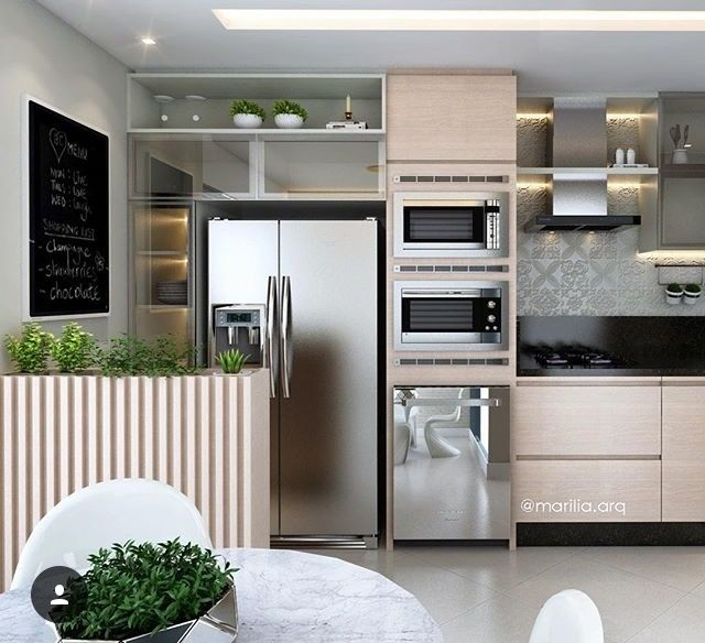 Small Kitchens, Kitchen Designs, Laundry, Fashion Decor, Island, Kitchen,  Interior, Architecture, Ideas Part 91