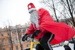 Источник:www.tvernews.ruВ преддверие нового года в Твери вновь состоится уже ставшая традицией праздничная акция от Клуба «ВелоТверь» – «Новогодний велопробег Дедов Морозов», принять участие в котор...