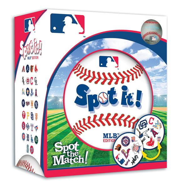 Baseball Spot It Game Mlb Edition Br Easter Possible But Not Guaranteed In 2020 Mlb Nfl Detroit Lions Baseball Team Gift