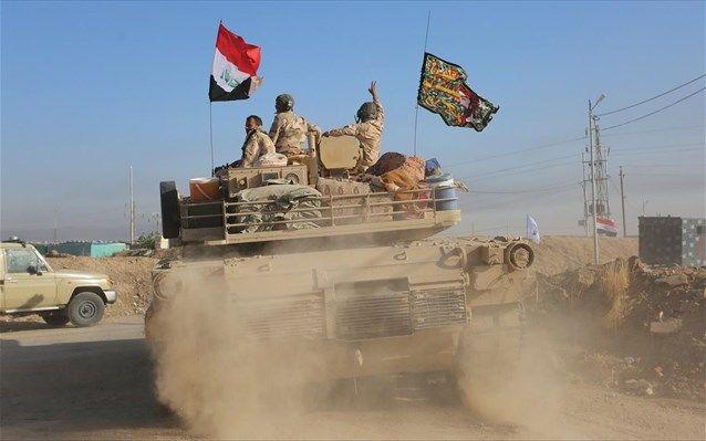 Ιράκ: Ο ιρακινός στρατός κατέλαβε το Κιρκούκ, απωθήθηκαν οι Κούρδοι