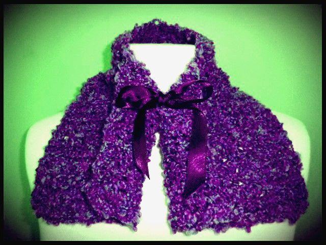 Knit Neck Scarf