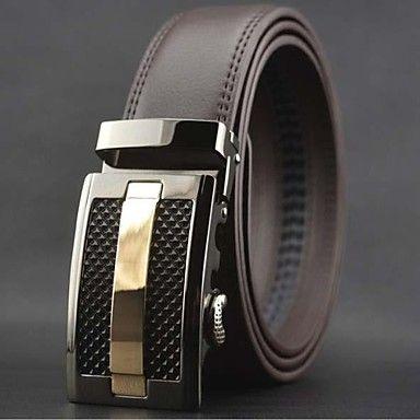 Men's Fashion Leisure Automatic Buckle Belt – AUD $ 22.33