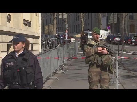 A Greek terrorist group sent a bomb - envelope which exploded at the European offices of the International Monetary Fund (IMF) in Paris. One employee was injured. This terrorist action was claimed as a protest against the endless austerity measures imposed by the EU (European Union) and the IMF to Greece Reblogged from the Euronews (English) on YouTube - link https://www.youtube.com/watch?v=-Wf83w6KkKg The rights for this video belong to the Euronews
