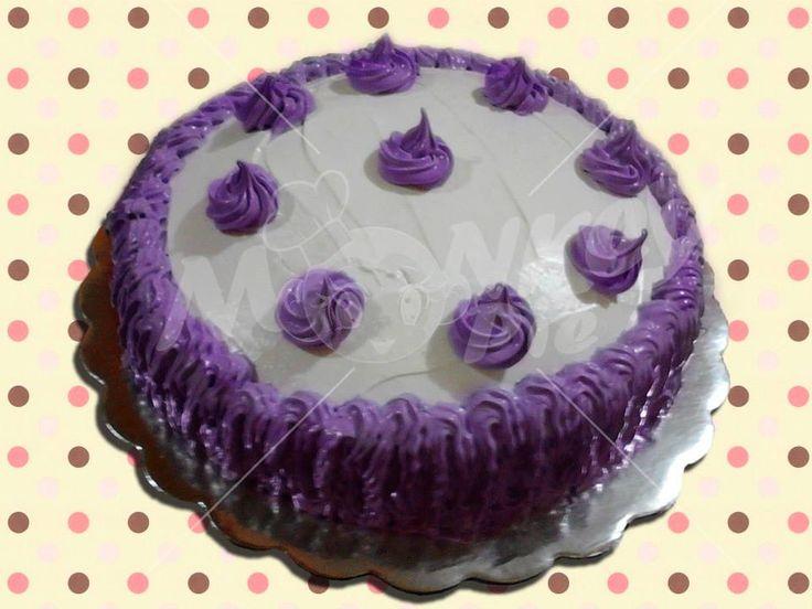Torta púrpura