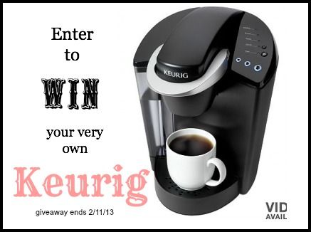 Keurig Coffee Maker Giveaway : 91 Best images about Free Samples/ Sweepstakes on Pinterest Tums freshers, Halo and Pets