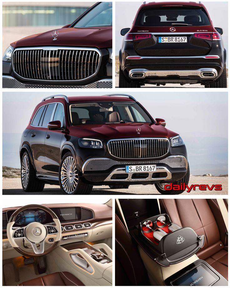 2021 MercedesBenz GLS 600 Maybach HD Pictures, Videos