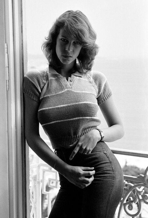 Jamie Lee Curtis - 1980.