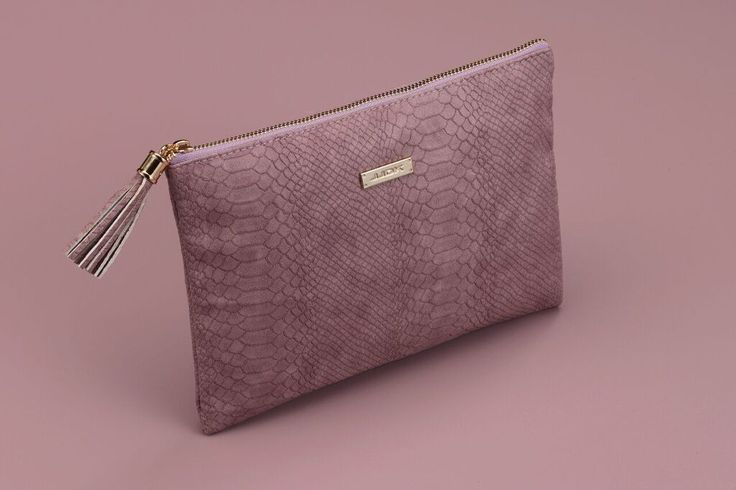 JJDK QUEENIE PINK CLUTCH