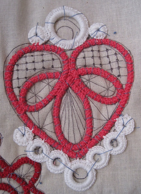 Heart ornament RPL