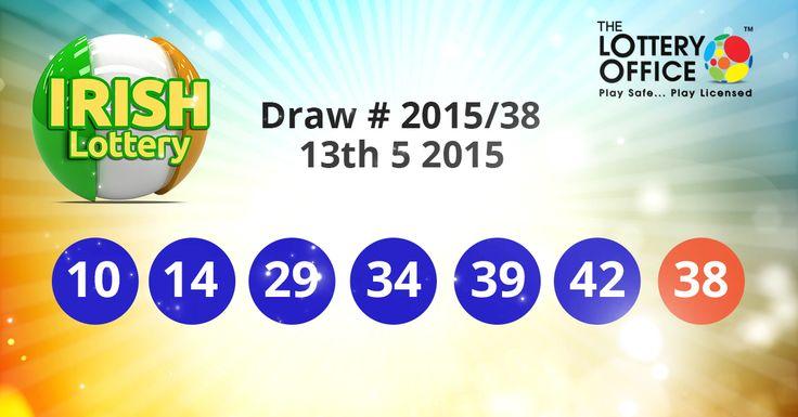 Check the Irish Lottery result here: #LotteryResults #LotteryOffice https://lotteryoffice.com/adclick?campaignId=26&utm_content=buffere2f6d&utm_medium=social&utm_source=pinterest.com&utm_campaign=buffer