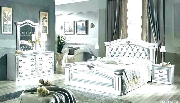 Classical Italian Bedroom Set Homegram Italian Bedroom Sets