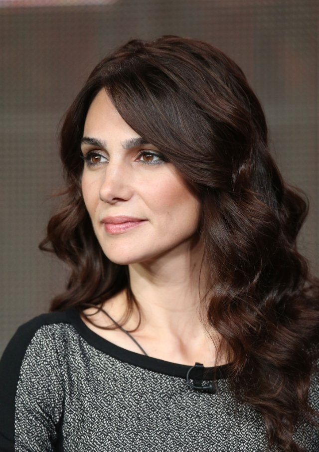 Annie Parisse - The Following, Person of Interest, Law and Order ...