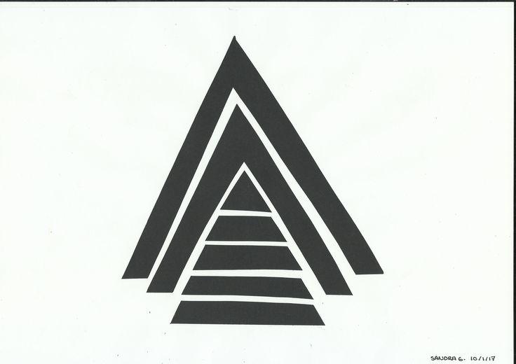 Ejercicio 1. Triángulo. En este caso tenía una idea más o menos fija en mi cabeza de cómo queria diseñar el triángulo, por lo que la música en este caso no fue algo decisivo. Para esta composición puse una canción de J.Balvin: https://www.youtube.com/watch?v=KQzhSfCBOvI&list=FLxU3E9vx2jdQ9EGS6vNkwNw&index=14