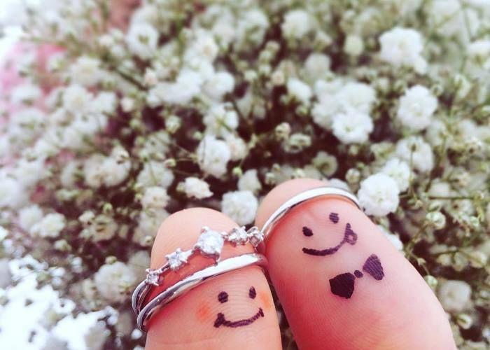 彼から指輪を貰いました♡婚約指輪・結婚指輪を受け取ったら必ず撮りたい『指輪フォト』9パターン*のトップ画像