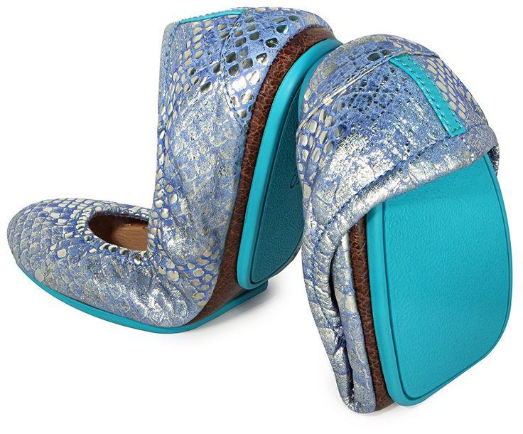 Paradise Blue Tieks