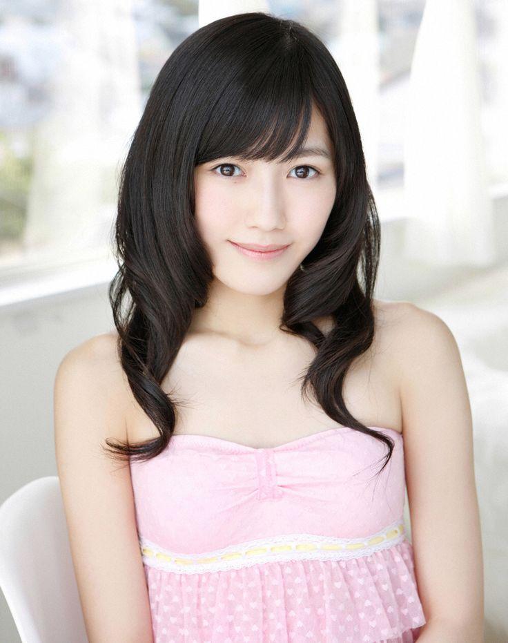 Watanabe Mayu pink dress