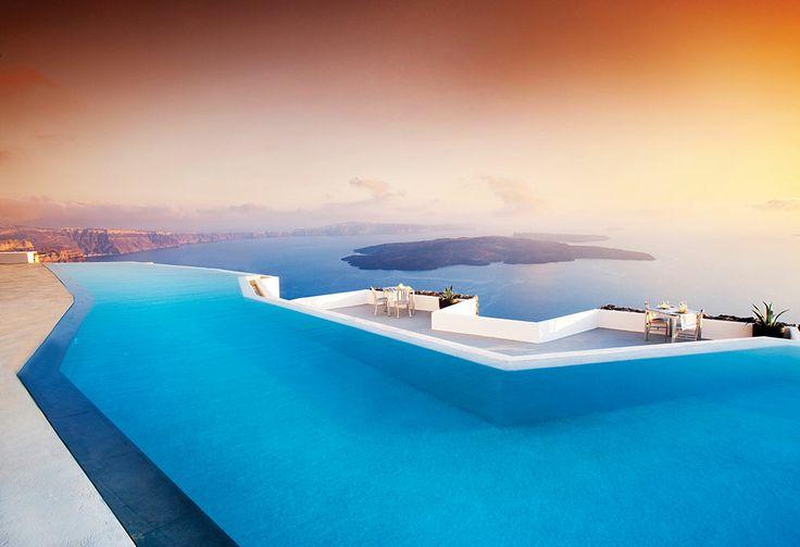 #LuxuryTravel Grace Santorini Hotel, Santorini, Greece