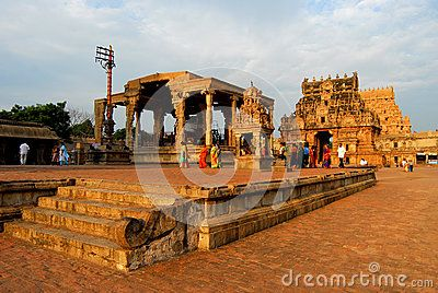The Peruvudaiyar Kovil is a Hindu temple dedicated to Shiva that is located in the city of Thanjavur in the Indian state of Tamil Nadu. It is an important example of Tamil architecture achieved during the Chola dynasty. It is also known as Periya Kovil, Brihadeshwara Temple, RajaRajeswara Temple and Rajarajeswaram, It is one of the largest temples in India and one of India's most prized architectural sites. Built by emperor Rajendra Chola I and completed in 1010 AD, Peruvudaiyaar Temple…