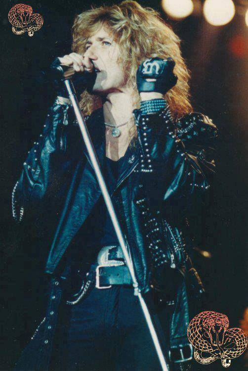 David Coverdale-Whitesnake.........