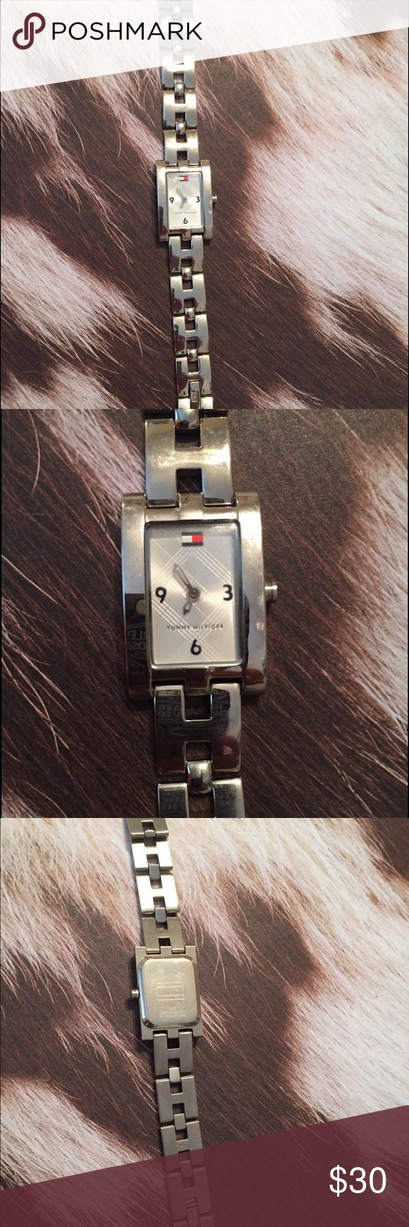 Selling this Ladies Tommy Hilfiger Watch on Poshmark! My username is: klbro. #shopmycloset #poshmark #fashion #shopping #style #forsale #Tommy Hilfiger #Accessories