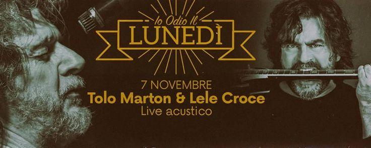 Tolo Marton & Lele Croce LIVE