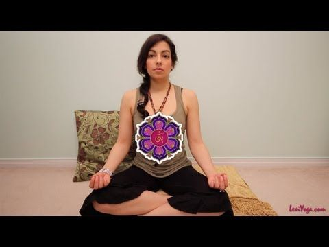 OM Meditation - The chanting of 'OM' has a positive effect on your nervous system. Here is an OM Meditation to help awaken latent physical and mental powers.