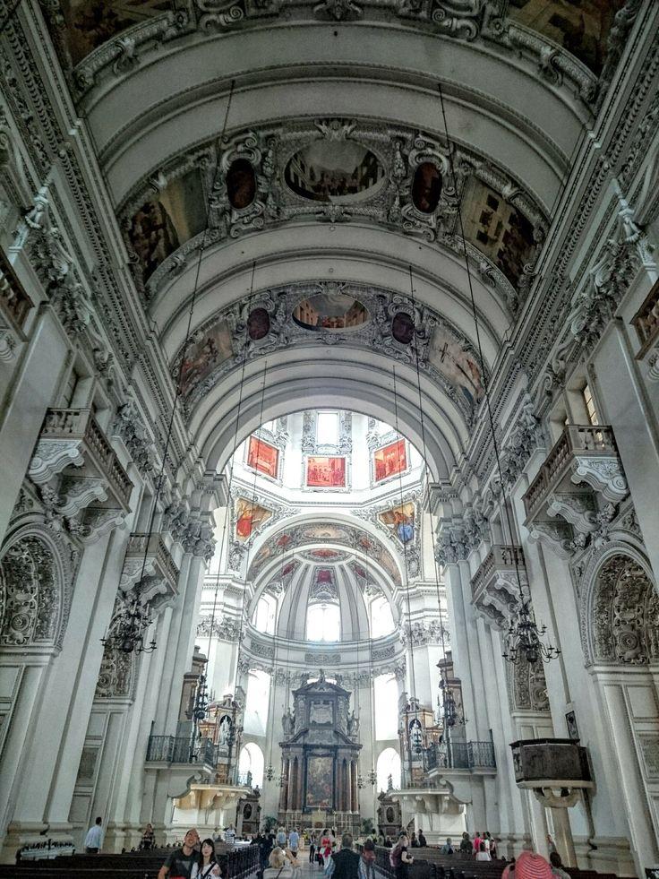 Catedral de Salzburgo, Austria
