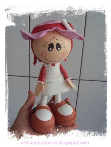 Fofuxa Moranguinho feita por mim...: Breast Fofucha, Goma Eva, Made By, Dolls Fofucha, Fofucha Goma E V A, Fofucha Web, Fofucha Llapiso, Fofuxa Moranguinho, Dcr Fofucha