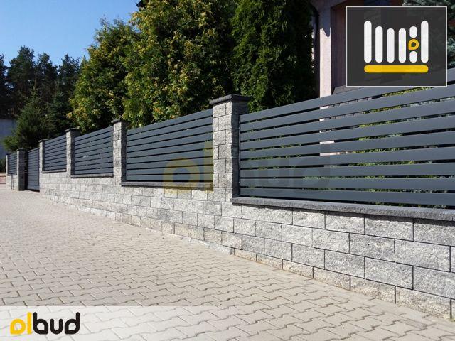 ogrodzenia metalowe poziome - Google-keresés