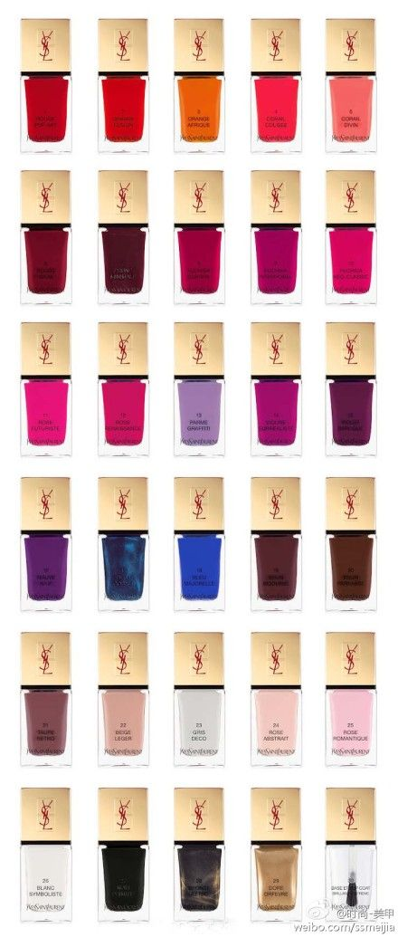 Such pretty bottles | #nailpolish #makeup #beautyjobs #cosmeticrecruitment | www.arthuredward....