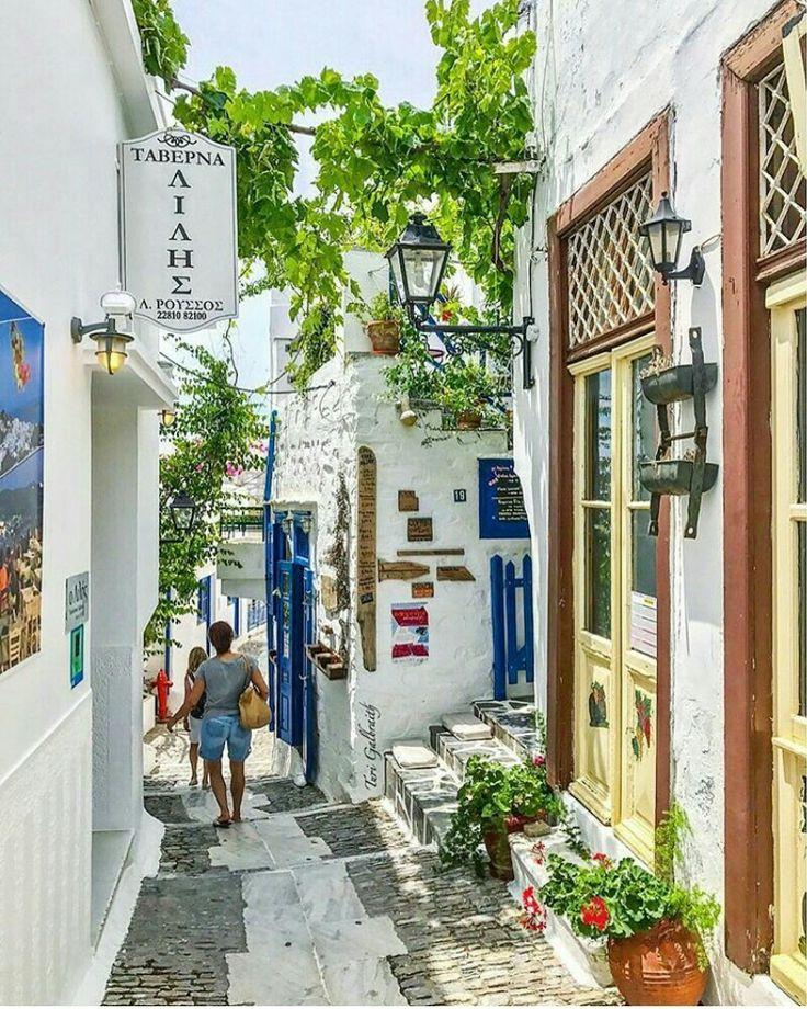 Ano, Syro Greece