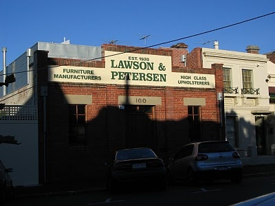 Lawson and Peterson - Gore St, Fitzroy - Melbourne
